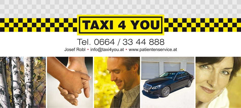 Taxi 4 You - Krankentransporte Zell am See